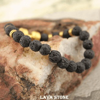 Stone Yoga Energy Bracelet - Great for Men & Women *