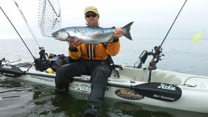 Kayak Fishing? Written by Michael Rischer