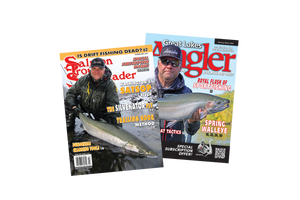 """Steelhead Don't Wear Sunglasses"" Roger Hinchcliff Interview"