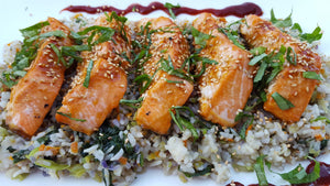 Steelhead Gochujang Recipe by Tiffany Haugen