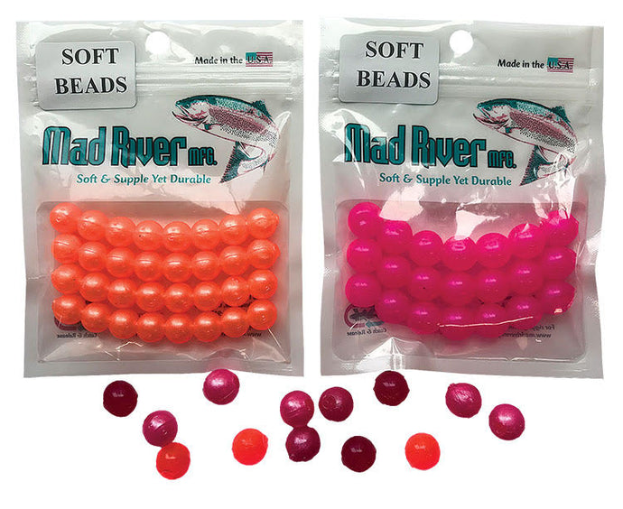 New Mad River Soft Beads
