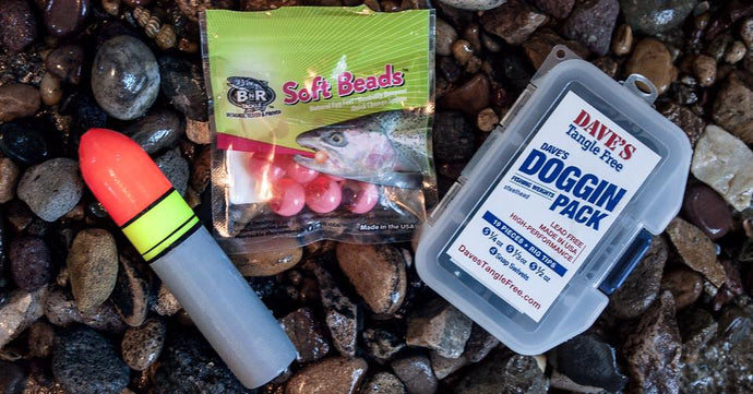 "Dave's Tangle Free | The ""Doggin' Pack"" Steelhead Weights"