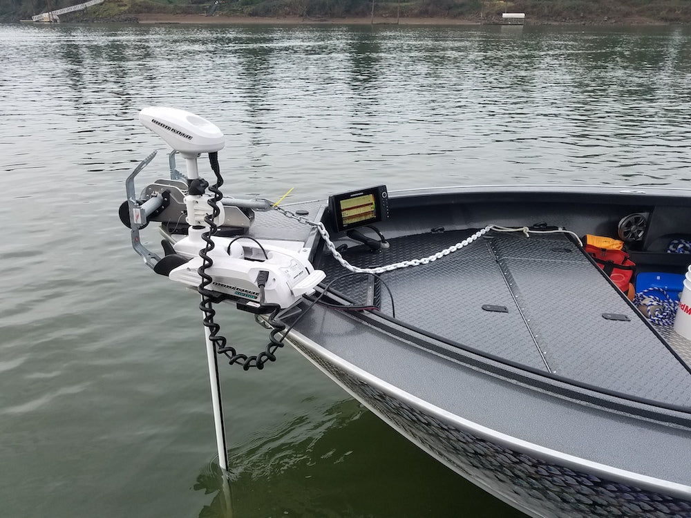 electric trolling motor shaft minn kota