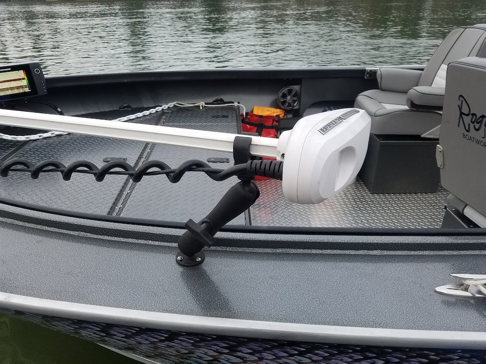 RAM® Tough-Claw™ Trolling Motor Stabilizer