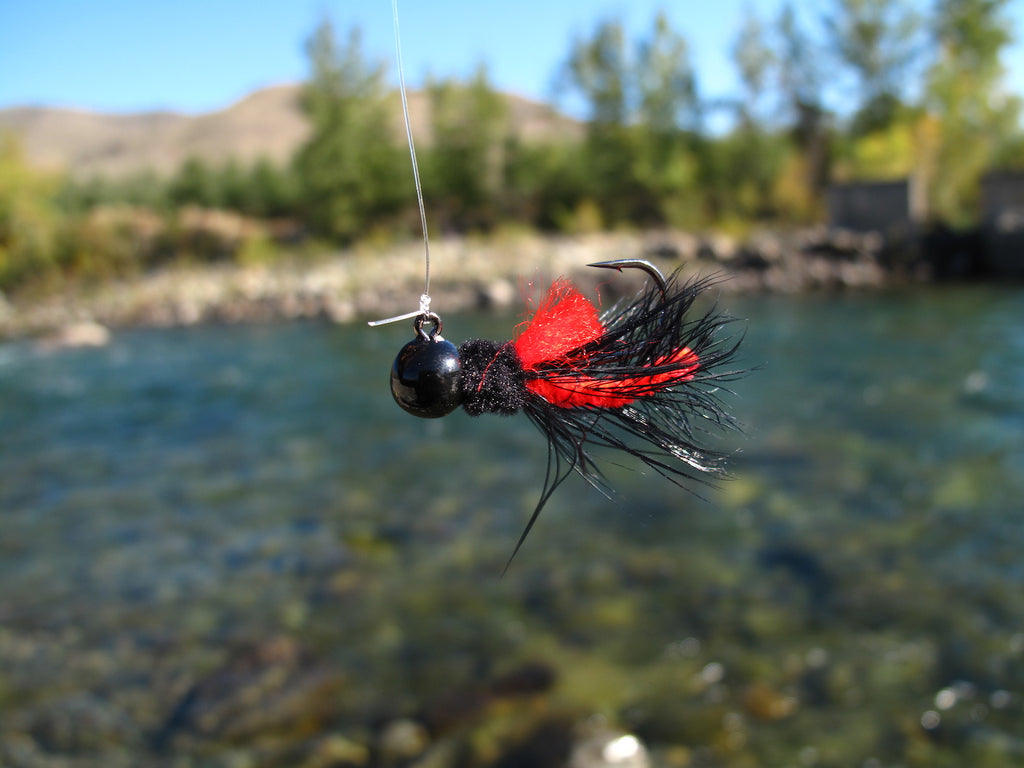 aerojig steelhead fishing
