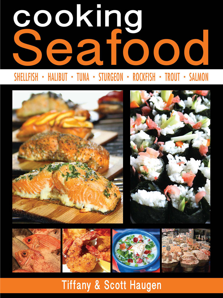 cooking seafood book