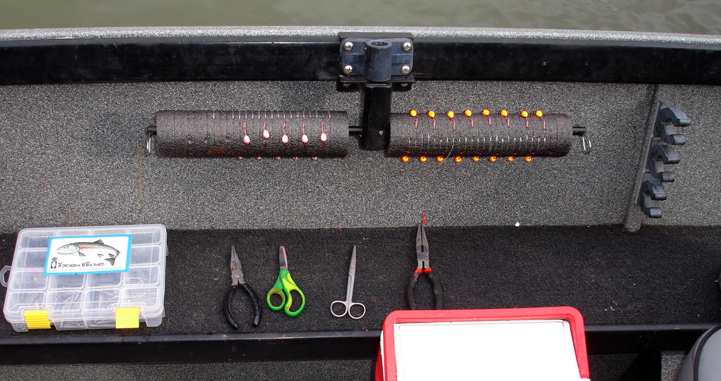 tackle tray leaders corky rigs
