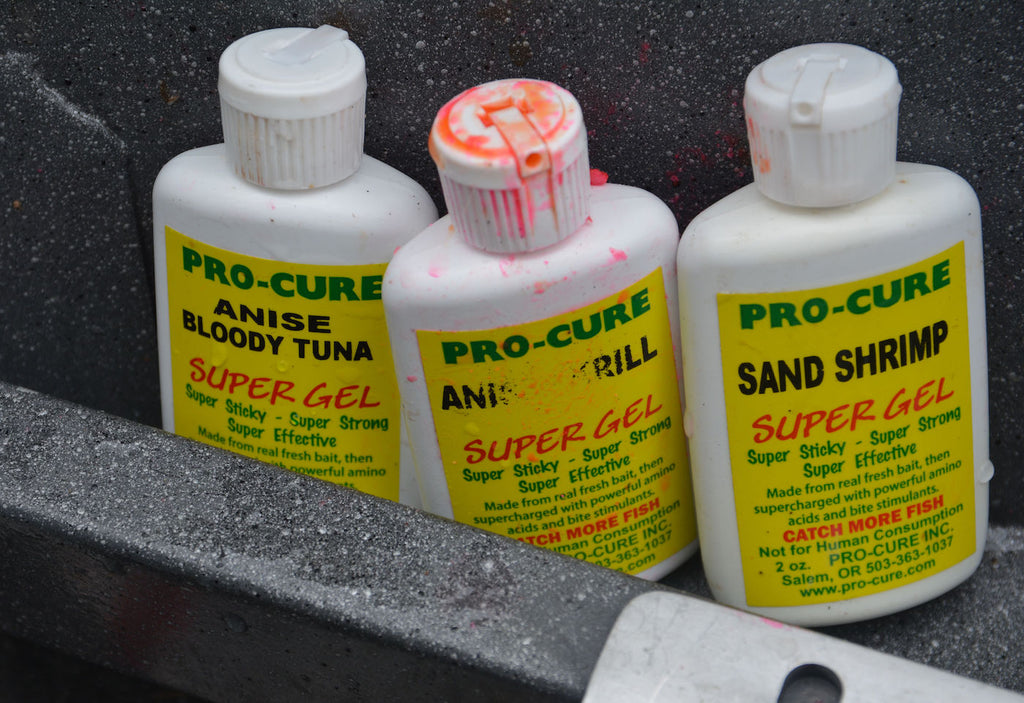 pro cure fishing scents