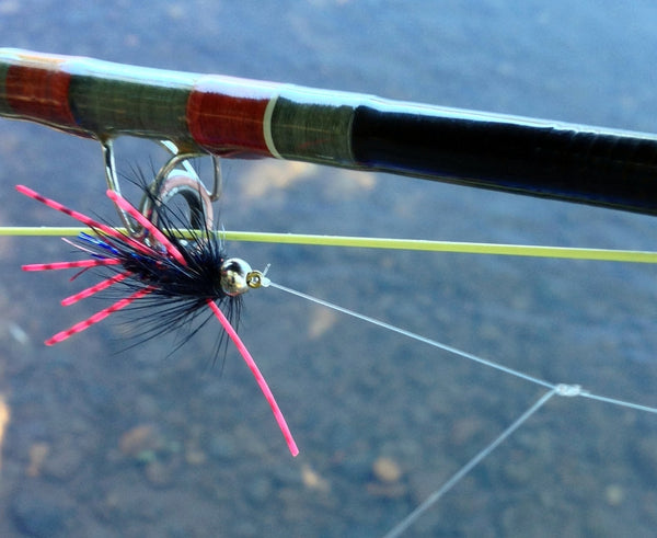 dropper fly setup steelhead fishing