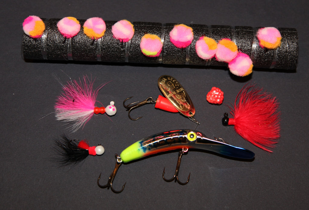 uv steelhead fishing lures