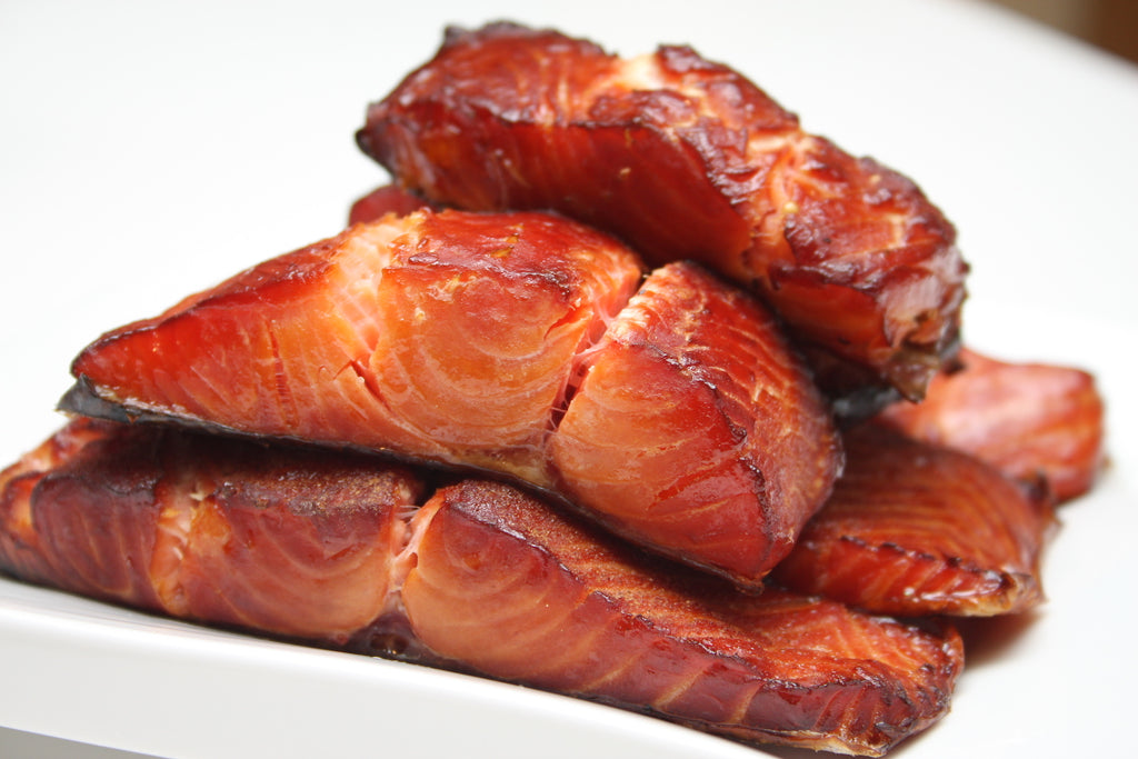 smoked salmon and steelhead fishing recipe