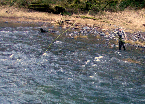 indicator and line fly fishing proper technique