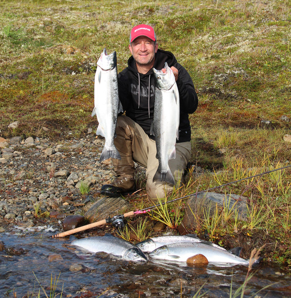 scott haugen coho fishing