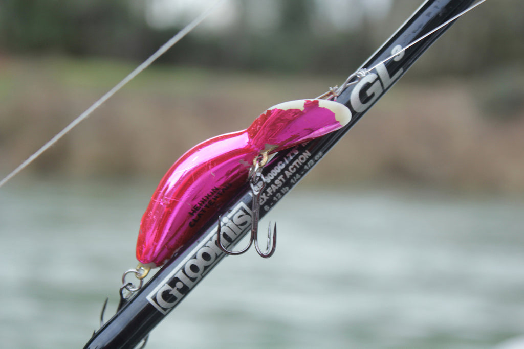 gloomis steelhead plug rod