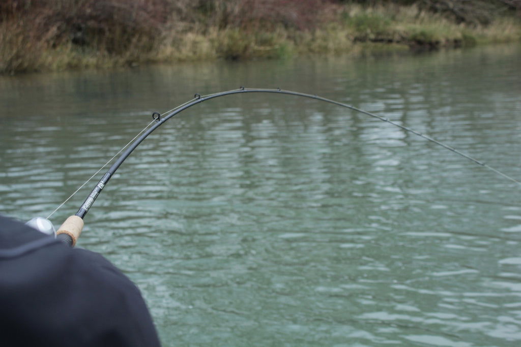 steelhead plug fishing