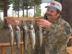 lemolo lake trout
