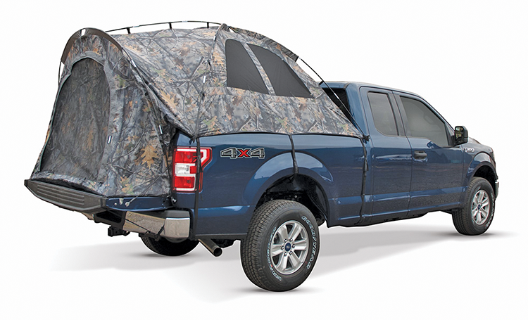backroadz camo truck tents
