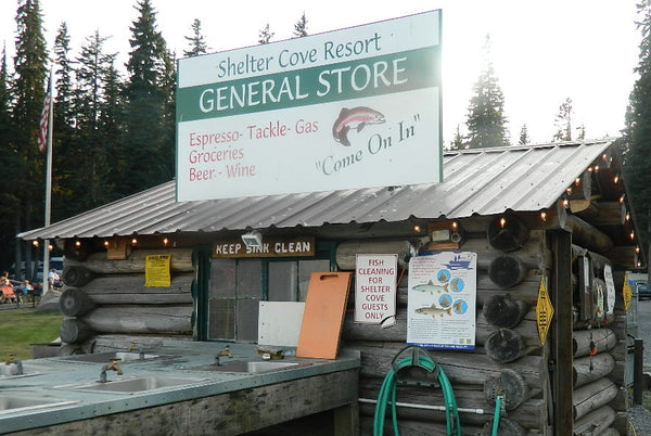 odell lake store