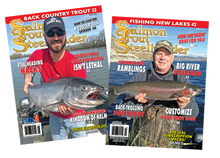 Subscription to Salmon Trout Steelheader-10 ISSUES A YEAR