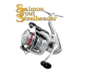 3-Year Salmon Trout Steelheader Subscription + Daiwa Spinning Reel