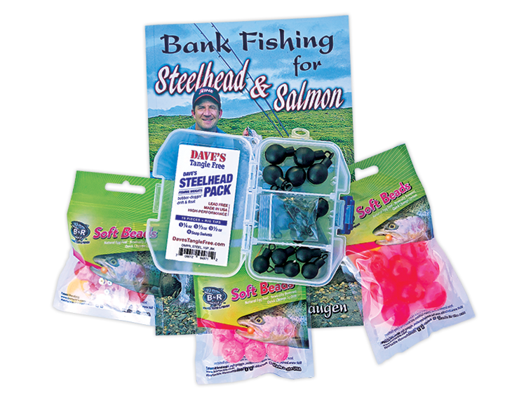 Steelhead Weights, Beads & Book Pack