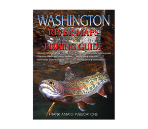 Washington River Maps & Fishing Guide | Postage Paid