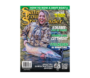 Single Issues - Salmon Trout Steelheader Magazine