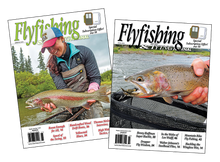 Subscription to Flyfishing & Tying Journal-4 ISSUES A YEAR