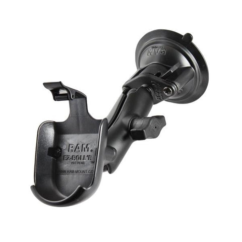 RAM Twist-Lock™ Suction Cup Mount for Satellite GPS Messenger (RAM-B-166-SPO2U) - RAM Mounts in Singapore - Mounts Bangladesh