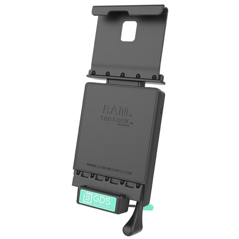 RAM GDS Locking Vehicle Dock for Samsung Galaxy Tab S4 10.5 (RAM-GDS-DOCKL-V2-SAM41U)
