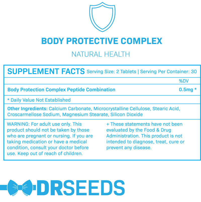Body Protective Complex / Vitamin D3 Bundle