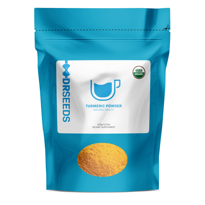 Dr. Seeds Turmeric Tea Powder