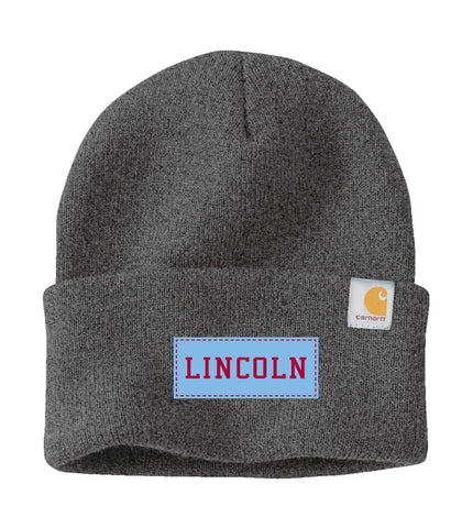 LHS Tennis - Embroidered Stocking Cap