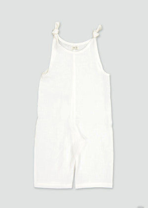Shoulder Knot Jumpsuit