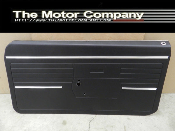 1968 Chevy Camaro Front Door Panel Set