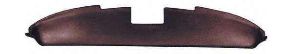 1965-1966 Impala Biscayne Bel Air Dash Pad Black