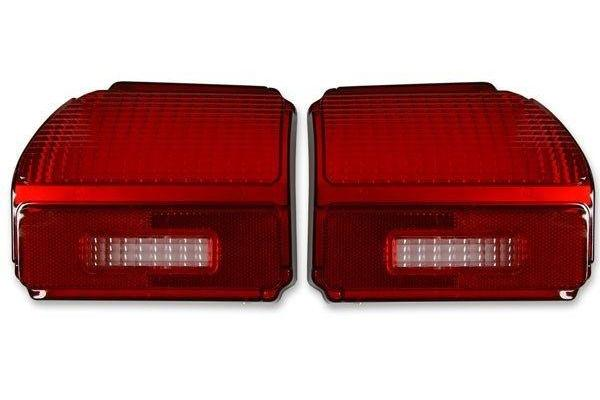 1969 Chevelle Malibu SS396 Left & Right Tail Light Lens