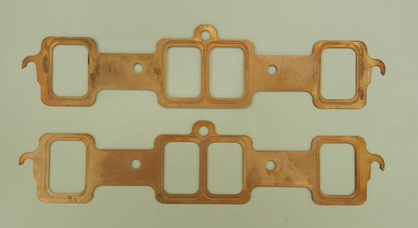 Oldsmobile Olds 350 400 403 455 Thornton Copper Exhaust Manifold Gaskets TH-MG