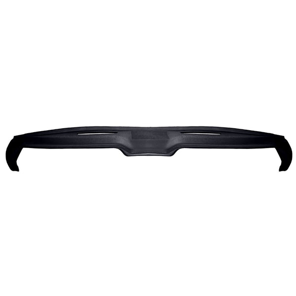 1967 1968 Ford Mustang Molded Dash Pad in Black