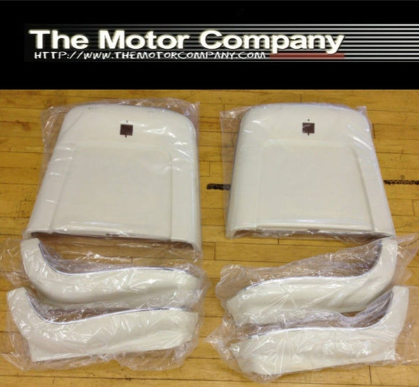 1969-1972 Seat Backs 6 Piece for Strato Buckets