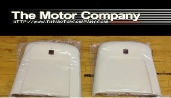 1969-1972 White Seat Backs ONLY