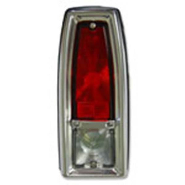 1966 1967 Nova Chevy II Tail Light Assembly