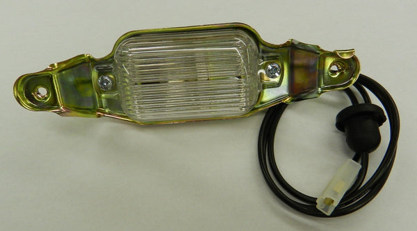 1965-1972 LeMans License Plate Light Assembly Y-5006