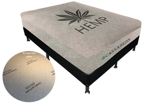 "8"" Lull Firm Latex CannaBeds"