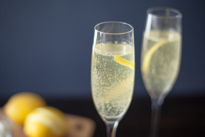 The Best New Year's Eve Cocktails For Pregnant Moms - Mocktails For Mommies!