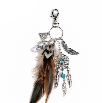 "Porte-clés  ""Dream catcher"""