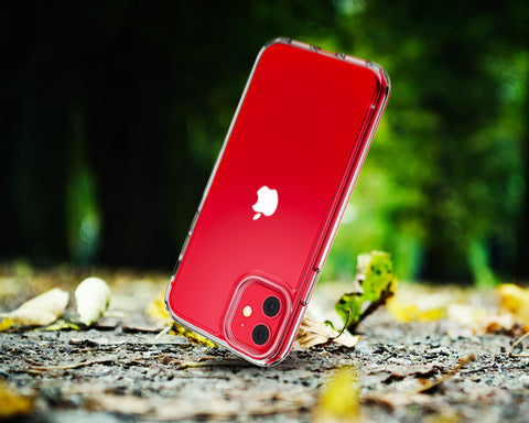 YOUMAKER clear case for iPhone 11