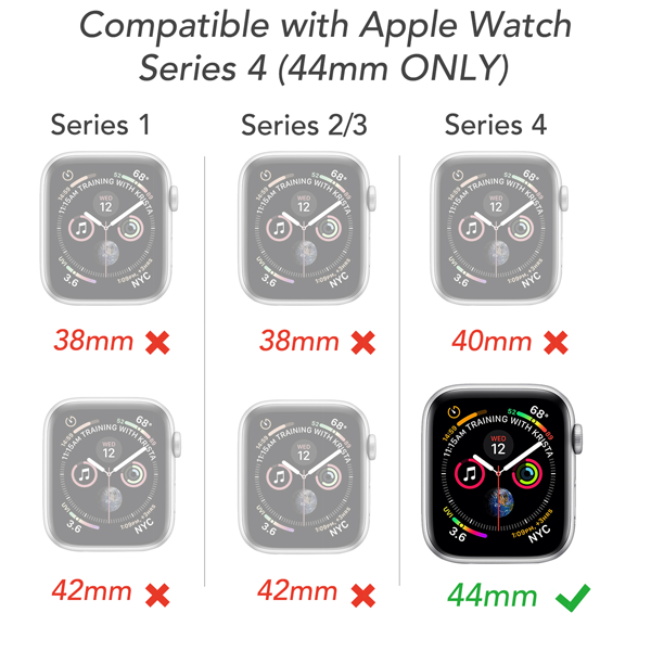 Rugged Watch Band 44mm | for Apple Watch Series 4