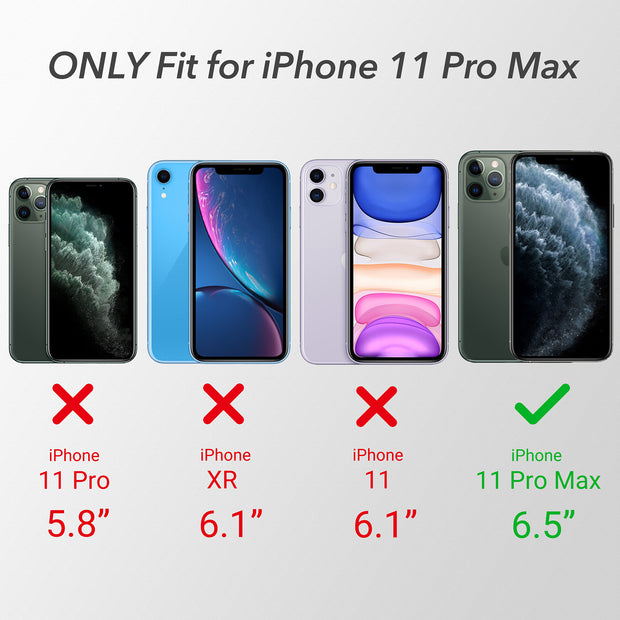 Tempered Glass Screen Protector for iPhone 11 Pro Max/iPhone Xs Max 6.5 inch