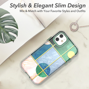 Stylish Patterned Case for iPhone 11